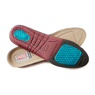 M&F ATS FOOTBEDS ROUND TOE INSOLES-A10008010