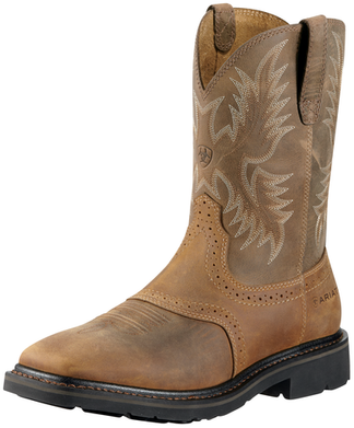 ARIAT SIERRA MEN'S WORK PULL ON BOOT-10010148