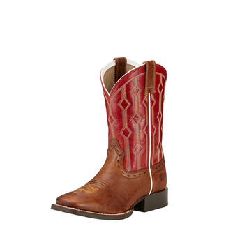 ARIAT LIVE WIRE KID'S WESTERN BOOT-10017316