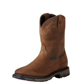 ARIAT WORKHOG H2O MEN'S WORK PULL ON BOOT-10020093