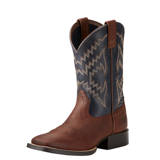 ARIAT TYCOON KID'S WESTERN BOOT-10021591