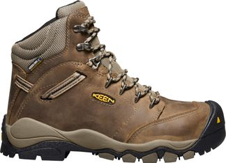 KEEN UTILITY CANBY WP WOMEN'S WORK ALLOY TOE SHOE-1020022