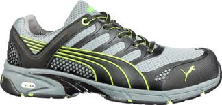 PUMA FUSE MOTION GREEN SD MEN'S WORK COMP TOE SHOES-642525