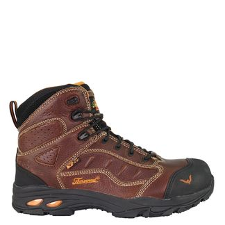 """THOROGOOD VGS-300 SD MEN'S COMP TOE 8"""" LACE UP BOOT-804-4037"""