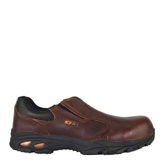 THOROGOOD VGS-300 OXFORD MEN'S WORK COMP TOE SHOES-804-4061