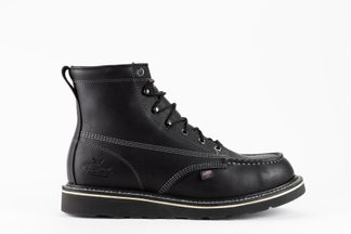 """THOROGOOD AMERICAN HERITAGE MIDNIGHT SERIES MENS WORK 6"""" LACE UP BOOT-814-6206"""
