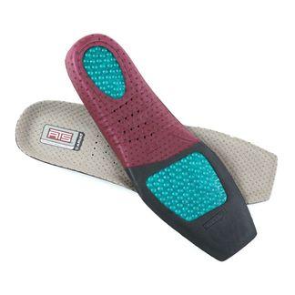 M&F ATS FOOTBED WIDE SQR TOE INSOLES-A10008009