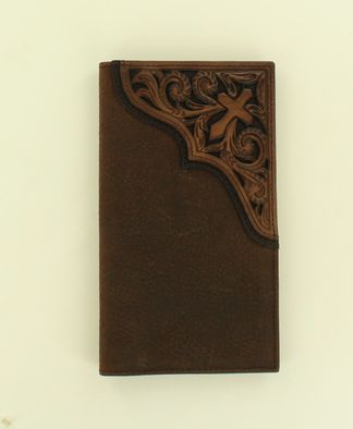 M&F RODEO PRCD SCRLL CRSS MB WALLET-A3531644