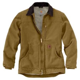 CARHARTT RIDGE COAT MEN'S WORKWEAR OUTERWEAR-C61-FRB