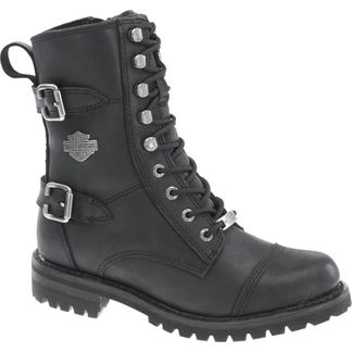 HARLEY DAVIDSON BALSA WOMEN'S MOTORCYCLE LACE UP BOOT-D83853
