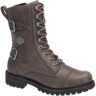 HARLEY DAVIDSON BALSA WOMEN'S MOTORCYCLE LACE UP BOOT-D83855