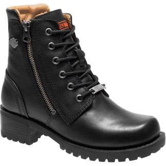 HARLEY DAVIDSON ASHER WOMEN'S MOTORCYCLE LACE UP BOOT-D84250