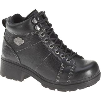 HARLEY DAVIDSON TYLER WOMEN'S MOTORCYCLE LACE UP BOOT-D84280