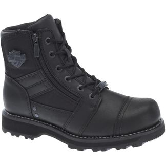 HARLEY DAVIDSON BONHAM MEN'S MOTORCYCLE LACE UP BOOT-D93369