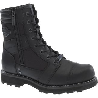HARLEY DAVIDSON BOXBURY MEN'S MOTORCYCLE LACE UP BOOT-D93370