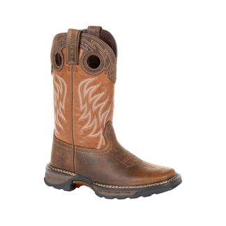 DURANGO MARVERICK XP SQ TOE KID'S WORK BOOT-DBT0216C