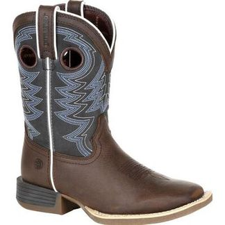 DURANGO LIL' REBEL PRO BIG KID'S KID'S WESTERN BOOT-DBT0218Y