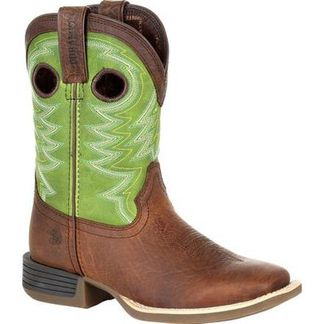 DURANGO LIL' REBEL PRO BIG KID'S KID'S WESTERN BOOT-DBT0221Y
