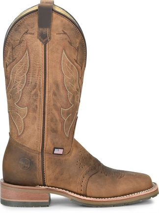 """DOUBLE H CHARITY 11"""" WOMEN'S WESTERN BOOT-DH5314"""