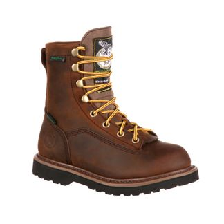 GEORGIA INSU WP KID'S WORK BOOT-G2048