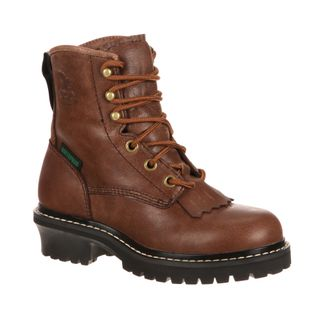 "GEORGIA BRN 5"" KID'S WORK BOOT-GB00001"