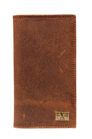 M&F HDX.RODEO BRIAR PITSTOP WALLET-N63200214