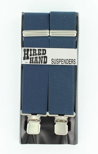 M&F SUSPENDERS 48 NAVY MISCELLANEOUS-N8510003