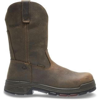 WOLVERINE CABOR EPX WP MENS WORK SOFT PULL ON BOOT-W10319