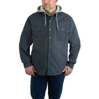 WOLVERINE OVERMAN SHIRT JAC EXT MEN'S WORKWEAR SHIRT-W120389E-045
