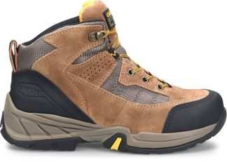 "CAROLINA GRANITE MEN'S WORK STEEL TOE 5"" LACE UP BOOT-CA4561"