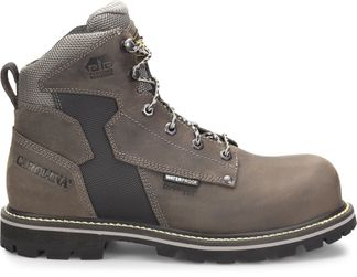"CAROLINA I-BEAM WP MEN'S WORK COMP TOE 6"" LACE UP BOOT-CA7540"