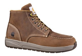 """CARHARTT BOOTS OXFORD MEN'S WORK SOFT TOE 4"""" LACE UP BOOT-CMX4023"""