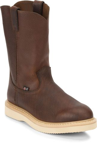 JUSTIN TAN PREMIUM MEN'S WESTERN BOOT-WK4908