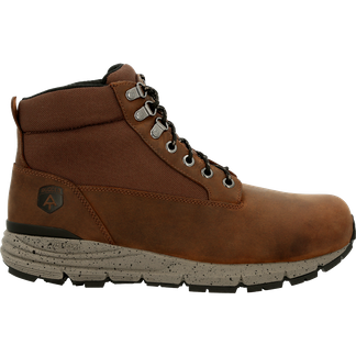 """ROCKY RUGGED AT WP MEN'S WORK COMP TOE 6"""" LACE UP BOOT-RKK0340"""