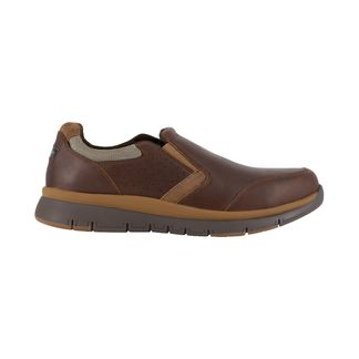 ROCKPORT PRIMETIME CASUAL SD MEN'S WORK STEEL TOE SHOE-RK5710