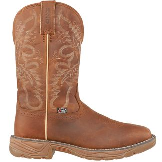 JUSTIN STAMPEDE RUSH WOMEN'S WORK PULL ON BOOT-SE4353