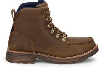 """TONY LAMA CONDUCTOR EH MEN'S WORK COMP TOE 6"""" LACE UP BOOT-TW3410"""