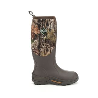 MUCK WOODY MAX MOSSY OAK MEN'S WORK SOFT TOE PULL ON BOOT-WDM-MOCT